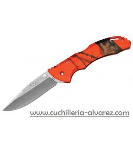 Buck Bantam 0286CMS9  Camo Naranja
