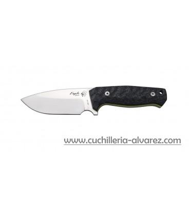 Cuchillo J&V EAGLE (MOVA)   F. cuero
