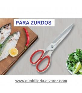 Tijera ZURDOS COCINA 3 CLAVELES 00447