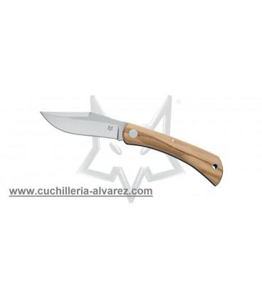 Navaja FOX LIBAR madera de olivo FX-582-OL