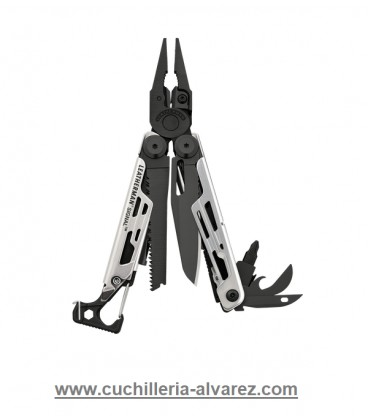 Leatherman SIGNAL BLACK/SILVER  832625