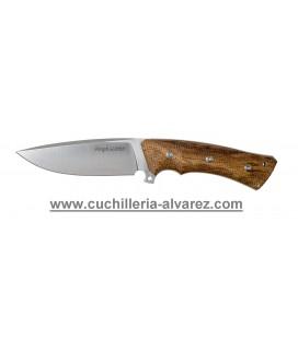 Cuchillo VIPER GIANGHI madera de bocote