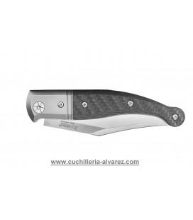 Navaja Lionsteel GITANO fibra de carbóno GT01 FC