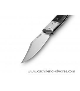 Navaja Lionsteel GITANO G10 negro GT01 GBK