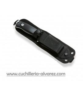 Cuchillo Lionsteel M5 G10 negro