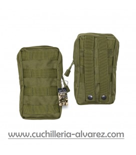 Pouch BARBARIC Verde 34872-VE