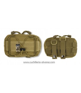 Pouch BARBARIC Coyote 34883-CO