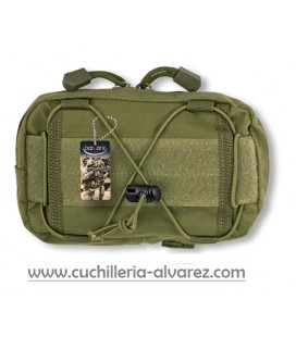 Pouch BARBARIC Verde 34883-VE