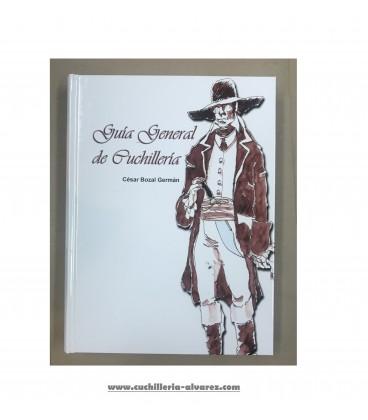 Libro Guia general de cuchilleria de Cesar Bozal