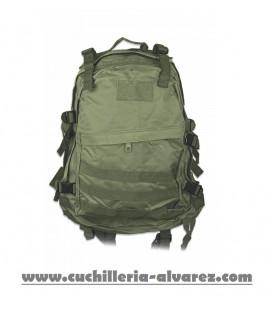 Mochila BARBARIC 34924-VE Verde 40L