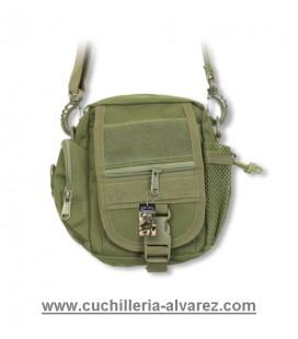 Bolso/Riñonera BARBARIC Verde 34885-VE